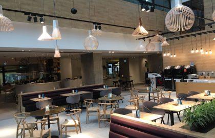 מלון ווינדהאם פרנקפורט – הרחבה