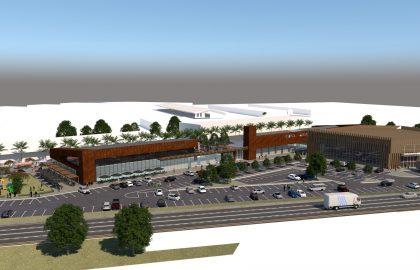 מרכז מסחרי צריפין